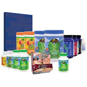 Picture of Healthy Start CEO Mega Anti-Ageing Pak Option 4 (Powdered Osteo)